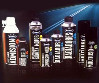 Premium: Productos de Recambios Morales