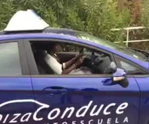 Clase de conducir en Ibiza Conduce