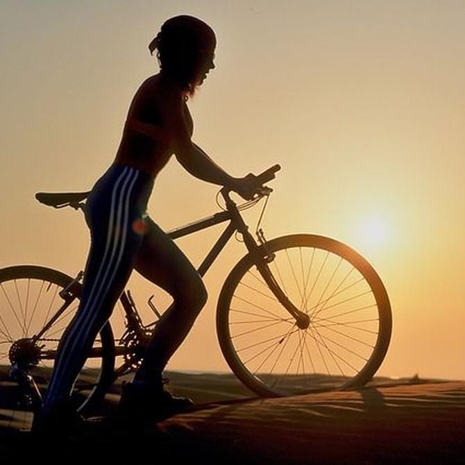 Diferencias entre las bicicletas de mujer y de hombre