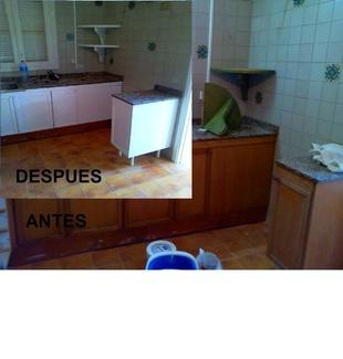 Renovación de cocina ( en finca de Mancor de la Vall) Palma de Mallorca