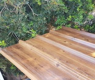 Acabados imitación madera primera calidad