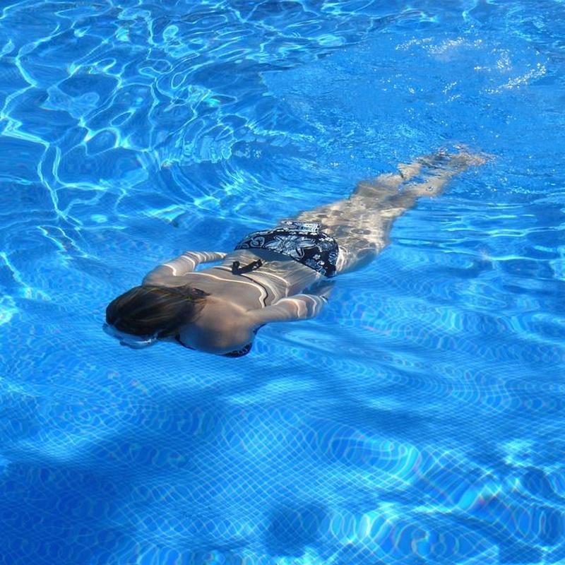 Climatización de piscinas: Servicios de Tefcan, S.L