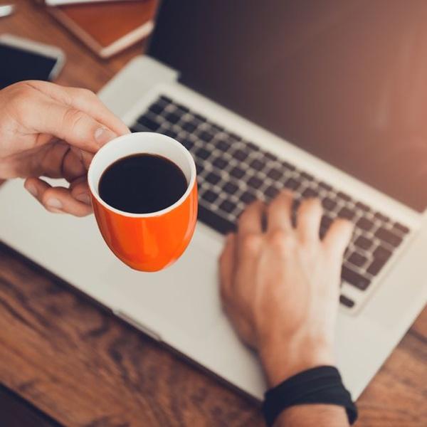 El café no puede faltar en una oficina