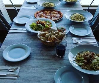 Insalate e antipasti: Nuestros platos de Ristorante IL DUOMO di Firenze