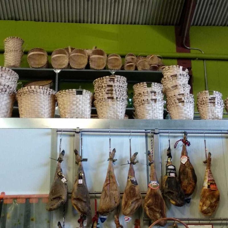 Jamones y embutidos: Nuestros productos de Bodega Cabria