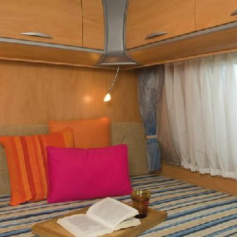 Sun Roller: Catálogo de Caravanas Itsas Mendi, S.L.