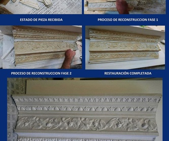Apliques: Catálogo de I. De Escayolas Palomares