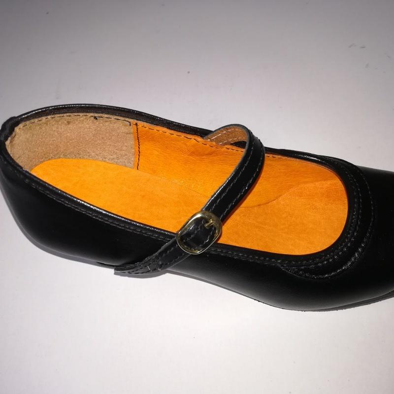 Zapato box negro: Productos de Calzados Malaca