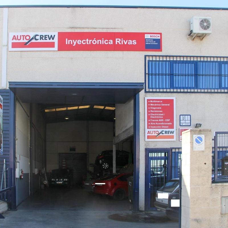 Diagnosis: Servicios de Inyectrónica Rivas
