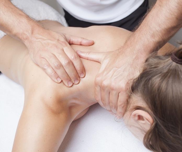Fisioterapia y Osteopatía: Servicios de Centre de Fisioteràpia Borja Ortega