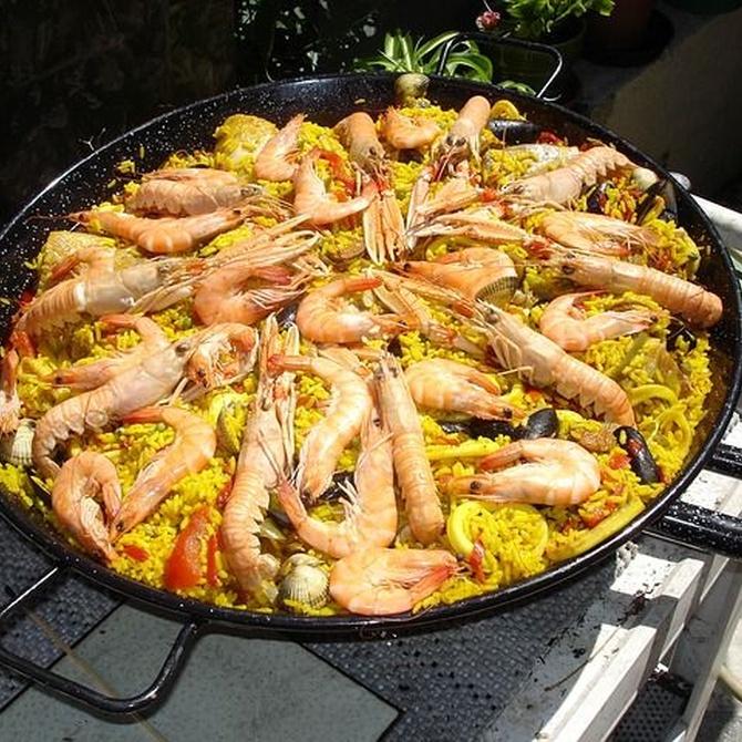 Qué comer en las playas de Alicante