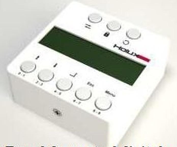 Panel de control digital Farem Deluxe
