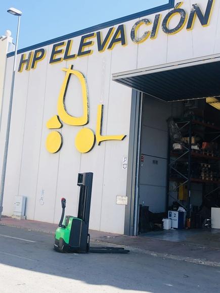 CESAB S212: CATÁLOGO de HP Elevación