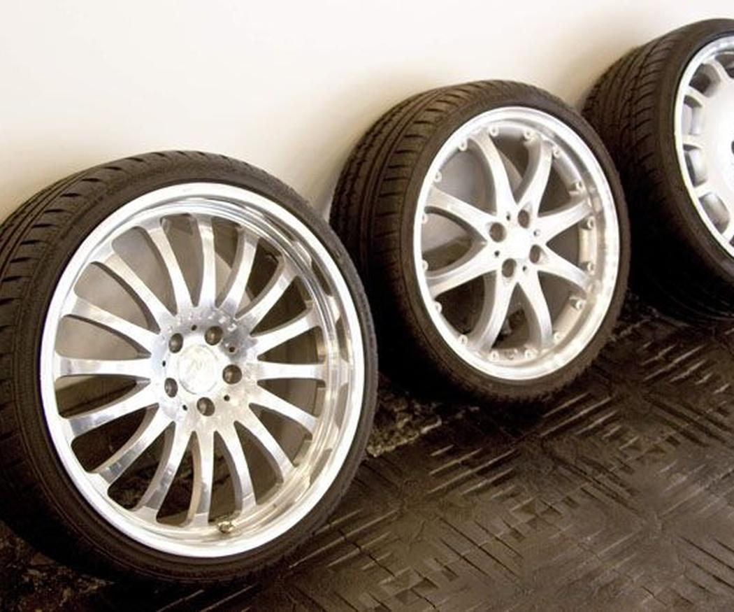 Tipos de neumáticos