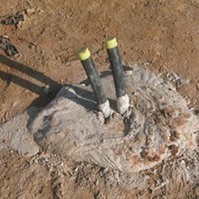 Instalación de sondas geotérmicas Asturias