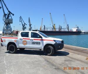 Control Perimetral Muelle Puerto Sagunto