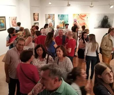 EXPOSICIÓN DE ARTESTUDIO EN LA CASA DE LA COMUNITAT DE VALENCIA EN MADRID. 17 de mayo de 2018