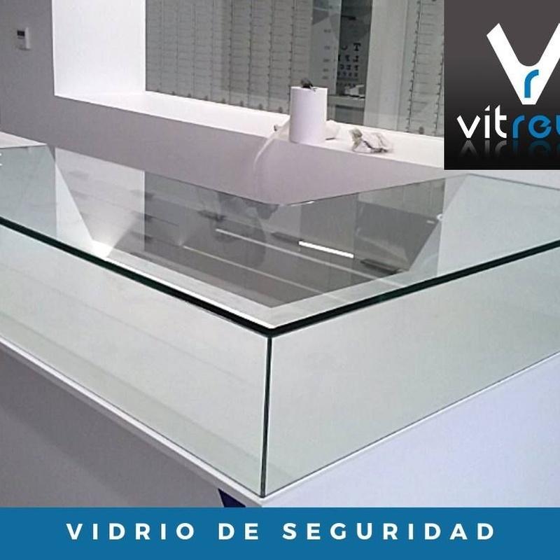 Cristal de seguridad: Servicios de Vitreus - Vidres i Miralls