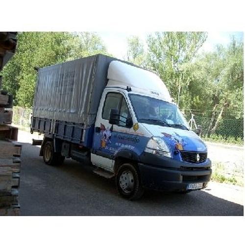 Transporte terrestre de mercancías Zaragoza