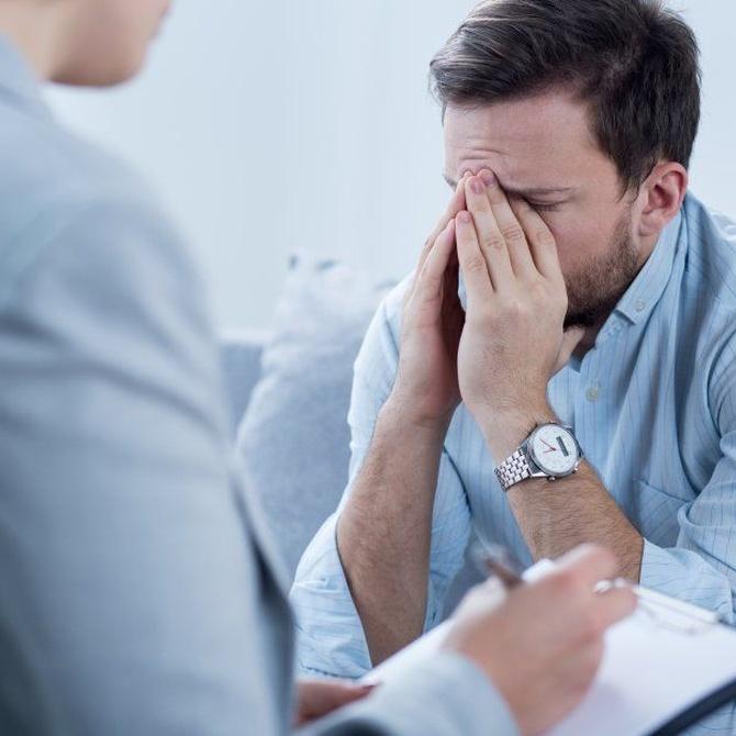 Qué es y cómo sanar el Estrés Postraumático