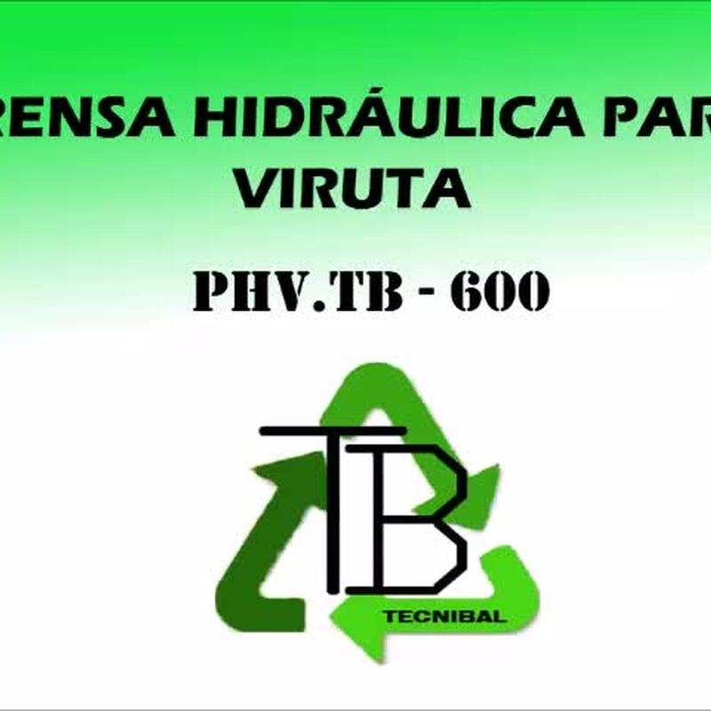 Prensa de viruta 17 - 20Kg