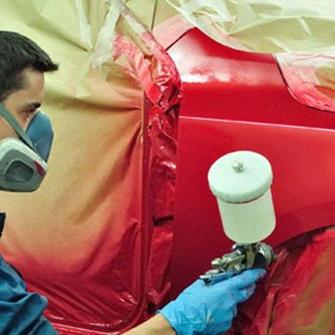 ¿Por qué es primordial arreglar la chapa y pintura?