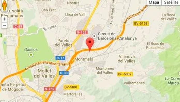 Localización catereasy