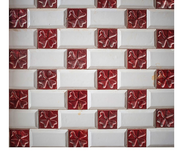 1903 Original Modernism Tiles