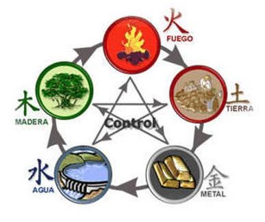 Ley de Los 5 elementos