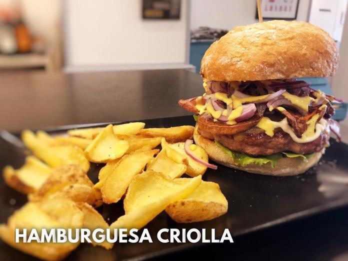 Hamburguesas: Carta y Menús de Restaurante  Píkate
