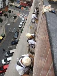 Trabajos de altura con y sin andamios  : Servicios de Reformas Maver