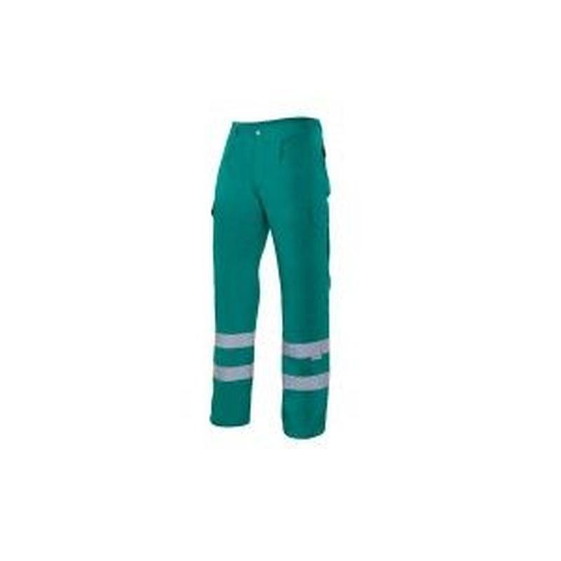 Serie 159 / Pantalón con cintas multibolsillos: Nuestros productos  de ProlaborMadrid