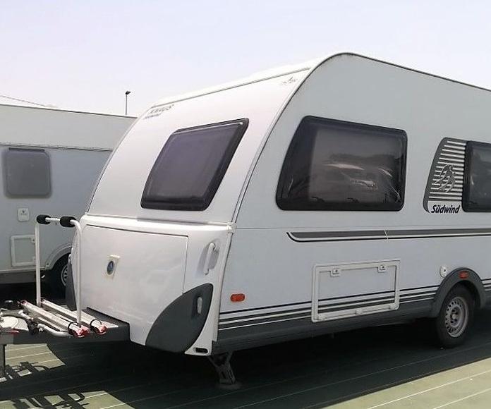 caravanas murcia