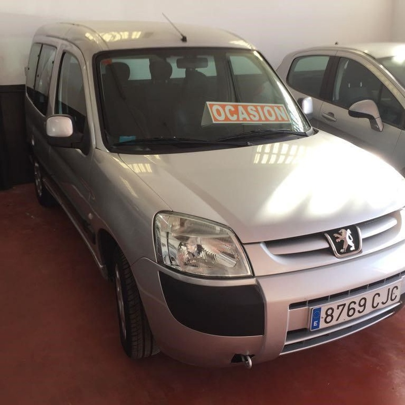 Peugeot Partner 2.0HDI 90CV:  de Ocasión A Lagoa