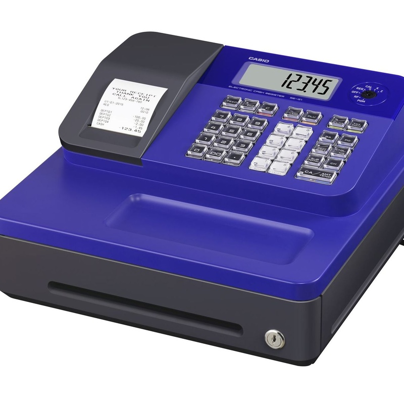 Casio SE-G1 Azul