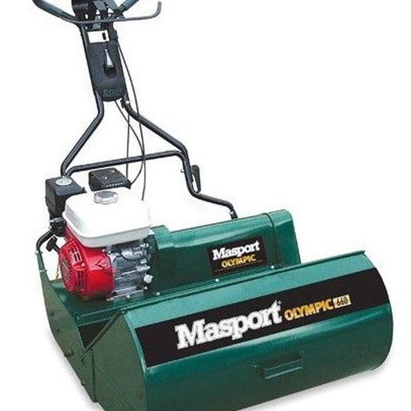 CORTACESPED MASPORT HELICOIDAL Cód. OLYMPIC660 MASPORT: Productos y servicios de Maquiagri