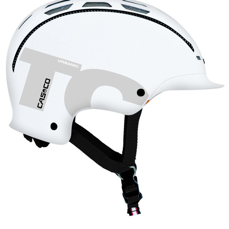 CASCO URBANIC BLANCO TALLA M 56-59 cm: Productos de Bikes Head Store