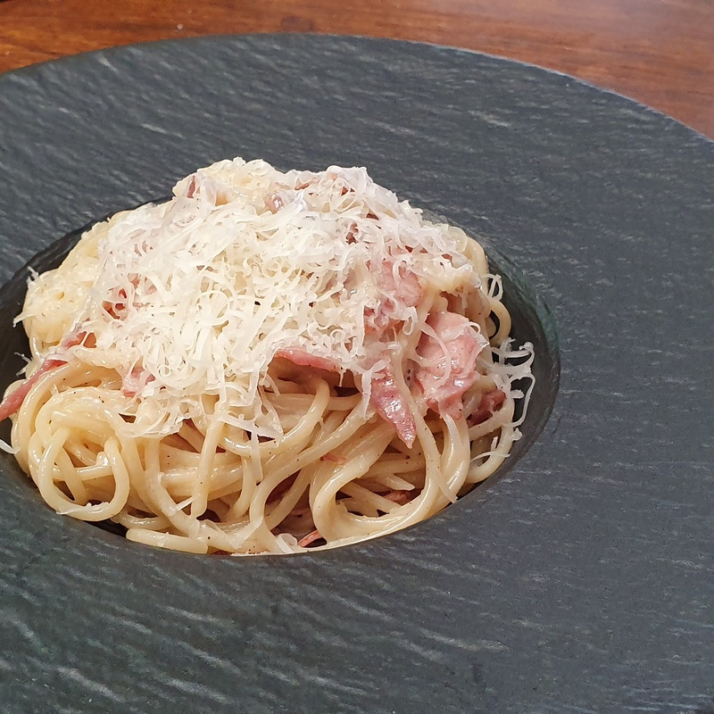 Pastas: Our Charter de Pinxitos