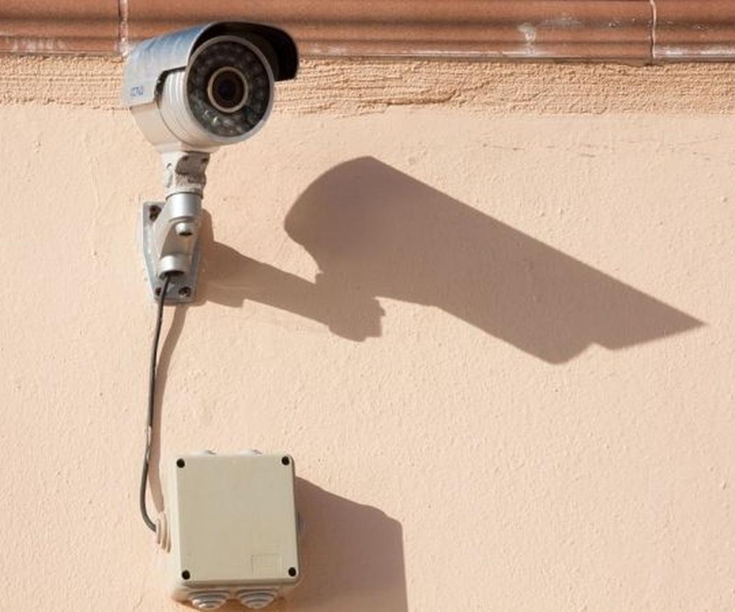 Instalar un circuito de cámaras de vigilancia