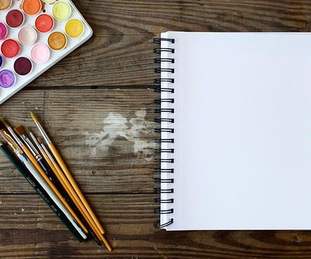 Diferencias entre la pintura acrílica, el óleo y la acuarela