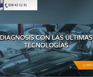 Diagnosis de coches en Las Palmas de Gran Canaria | Lopecar Automoción