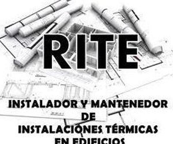 Instalador RITE