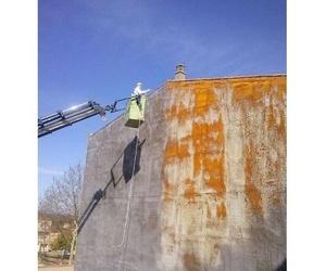 Rehabilitación de fachadas con espuma de poliuretano