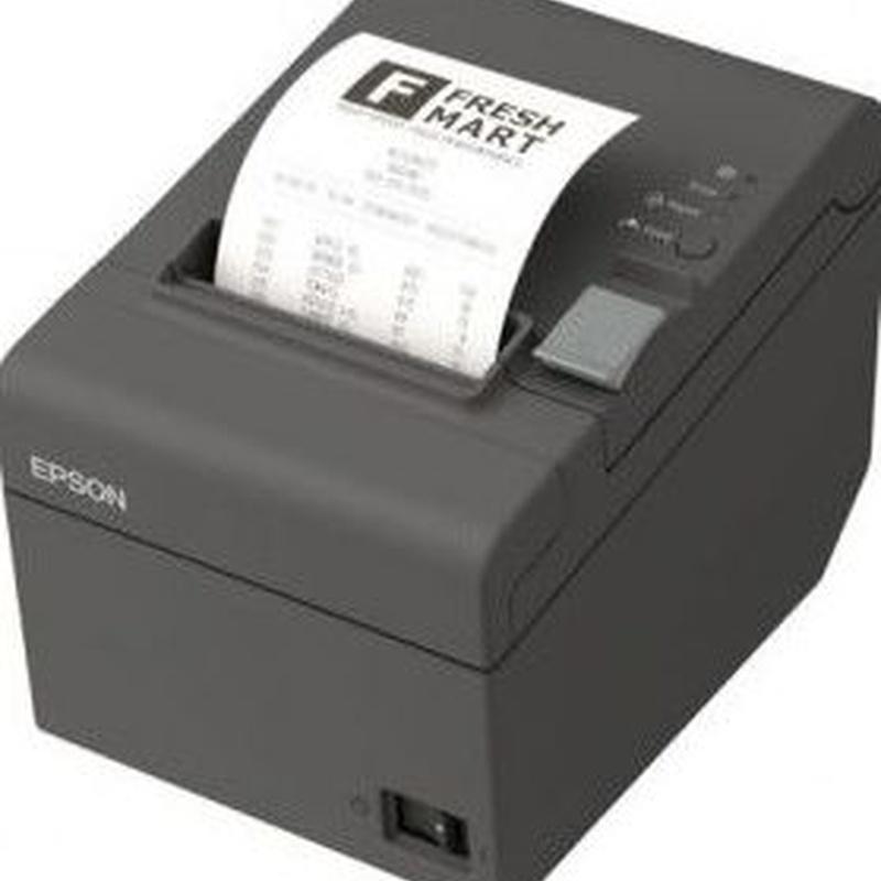 EPSON TM-T20II: Productos y Servicios de Rosan