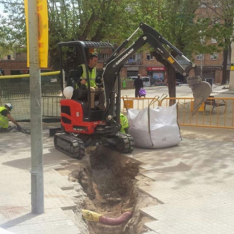 Especialidad: Servicios de Excavaciones Novoa