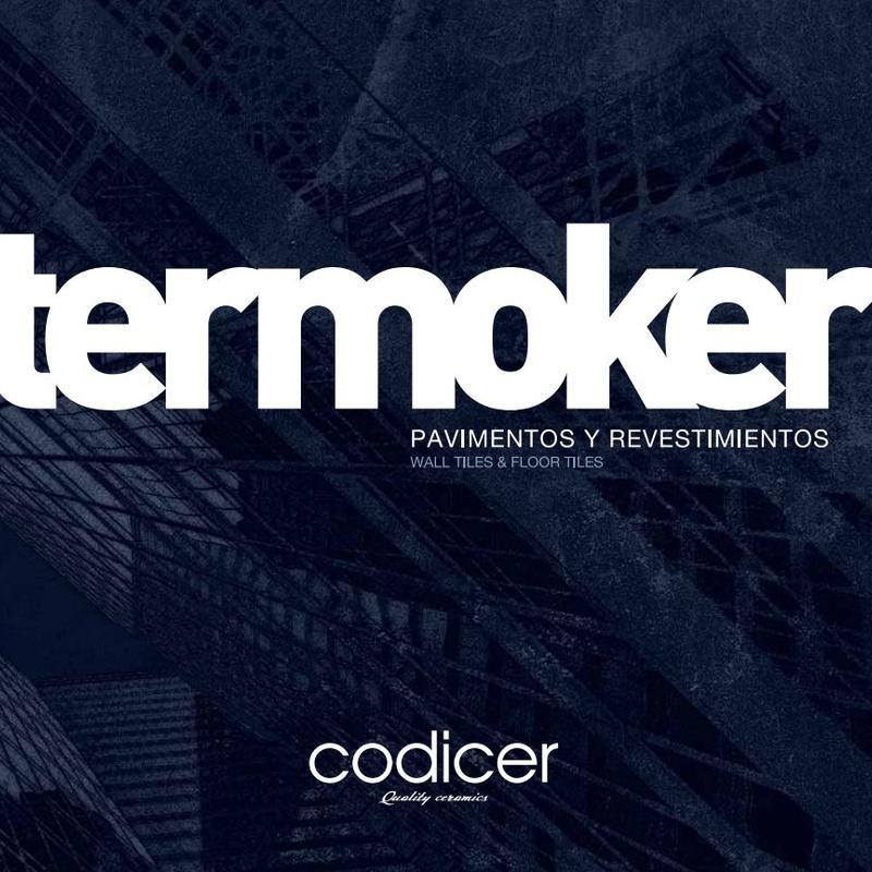 Codicer-Termoker: Nuestros productos  de Molins Cerámicas