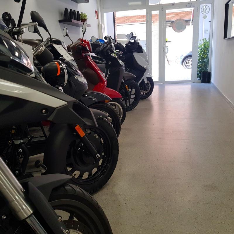 Venda de motos: Serveis de Motos Iluro