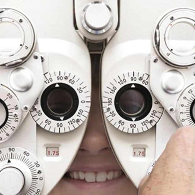 El óptico optometrista