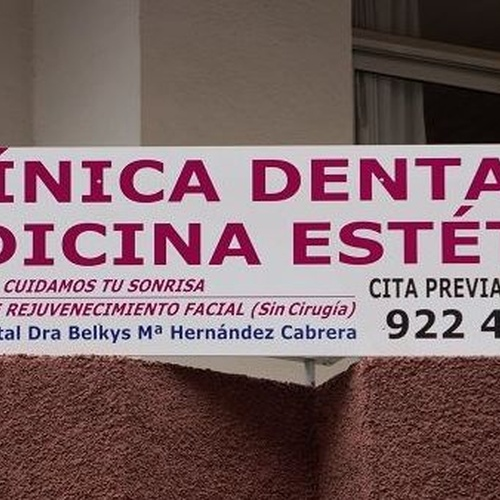 CLINICA DENTAL EN AVDA EL PUENTE Nº 23 1º SANTA CRUZ DE LA PALMA