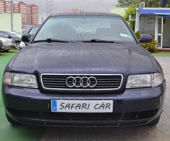 Audi A6 2.5TDI Multitronic 163: Nuestros coches de Safari Car